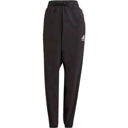 Adidas Z.N.E. Sportswear Low-Cut Motion Tracksuit Bottoms Women - Black