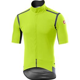 Castelli Gabba ROS Jersey Men - Yellow Fluo