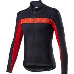 Castelli Mortirolo VI Jacket Men - Light Black