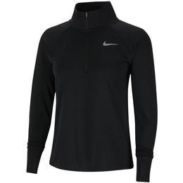 Nike Pacer Jersey Women - Black