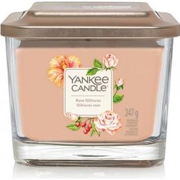 Yankee Candle Rose Hibiscus Medium Scented Candles