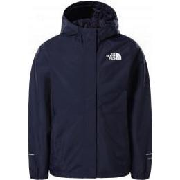 The North Face Girl's Resolve Reflective Jacket - TNF Navy (55LR)