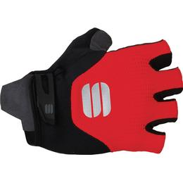 Sportful Neo Cycling Gloves Men - Red/Black
