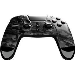 Gioteck PS4 VX4 Premium Wireless Controller - Dark Grey Camo