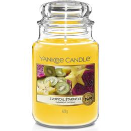 Yankee Candle Starfruit Large Scented Candles