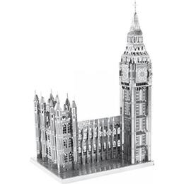Metal Earth Premium Series Big Ben Palace of Westminster
