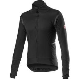 Castelli Alpha Ros 2 Jacket Men - Light Black
