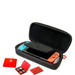 Bigben Nintendo Switch GoPlay Game Traveler Pack - Black