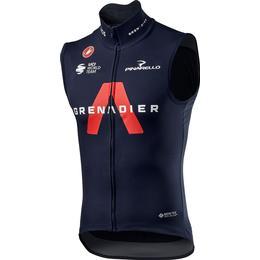 Castelli Perfetto Ros Vest Men - Saville Blue