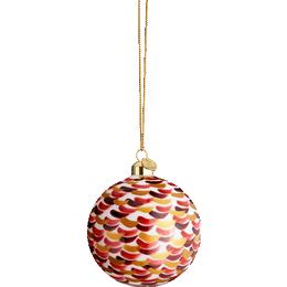 Holmegaard Souvenir 8cm Christmas tree ornament Christmas decorations