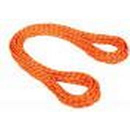 "Mammut ""8.7 Alpine Sender Dry Rope Dry Standard Safety Orange-Black"""