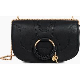 Chloé Hana Evening Bag - Black