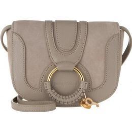 See by Chloé Mini Hana Shoulder Bag - Motty Grey