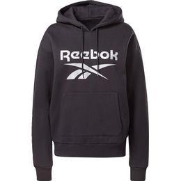 Reebok Identity Logo Fleece Hoodie Women - Black