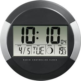 Hama PP-245 24.5cm Wall Clock