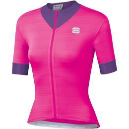 Sportful Kelly Short Sleeve Jersey Women - Pink