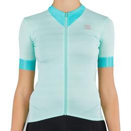 Sportful Kelly Short Sleeve Jersey Women - Acqua Green