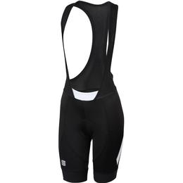 Sportful Neo Bib Shorts Women - Black/White