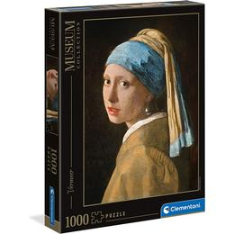Clementoni Girl with a Pearl Earring 1000 Pieces