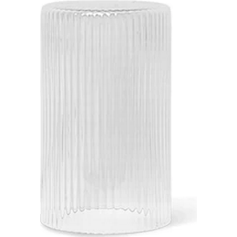 Ferm Living Ripple Drinking Glass 14 cl