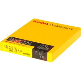 "Kodak Ektar 100 4x5"" (10 Pack)"