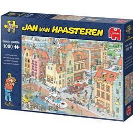 Jumbo Jan Van Haasteren The Missing Piece 1000 Pieces