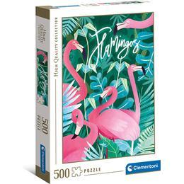 Clementoni Flamingos 500 Pieces
