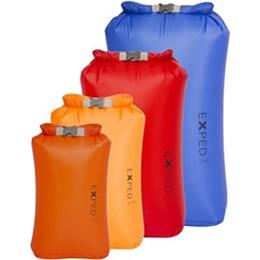 Exped Fold Drybag UL 4-pack