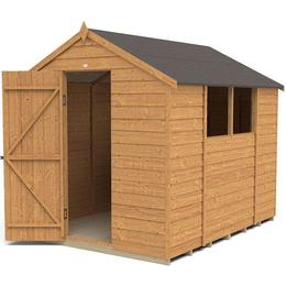 Forest Garden Apex Wooden Shed BFD25032 (Building Area )