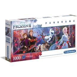 Clementoni Disney Panorama Collection Disney Frozen 2 1000 Pieces