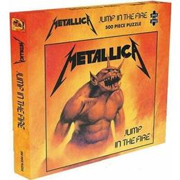 Metallica Jump in the Fire 500 Pieces