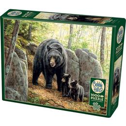 Cobblehill Mom Bear 1000 Pieces