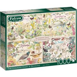 Falcon The Four Seasons 1000 Pieces
