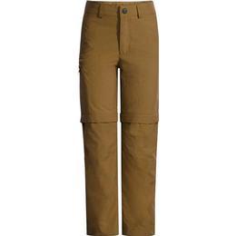 Vaude Kid's Detective Antimos Zip-Off Pants - Bronze (422605070920)