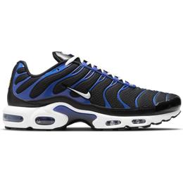 Nike Air Max Plus M - Black/White/Racer Blue