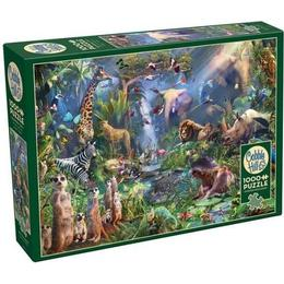 Cobblehill Into the Jungle 1000 Pieces