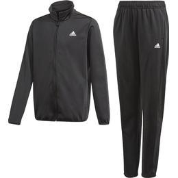 Adidas Essentials Track Suit - Black/White (GN3974)