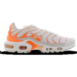 Nike Air Max Plus W - White/Atomic Orange/Platinum Tint/Crimson Tint