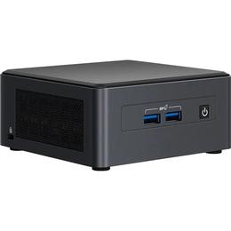 Intel NUC NUC11TNHi70L (Black)