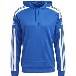 Adidas Squadra 21 Hoodie Men - Royal Blue/White