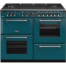 Stoves Richmond Deluxe S1100DF GTG Green