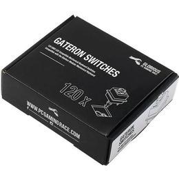 Glorious Gateron Switches Black 120pcs