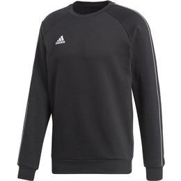 Adidas Core 18 Sweatshirt Men - Black/White
