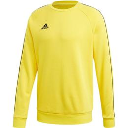 Adidas Core 18 Sweatshirt Men - Yellow
