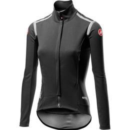 Castelli Perfetto ROS Long Sleeve Jacket Women - Light Black