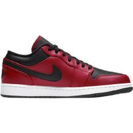 Nike Air Jordan 1 Low - Gym Red/White/Black