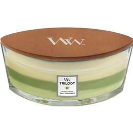 Woodwick Garden Oasis Ellipse Scented Candles