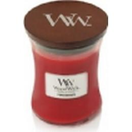 Woodwick Pomegranate Medium Scented Candles