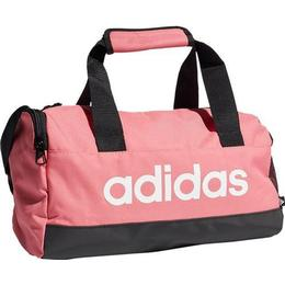 Adidas Essentials Logo Sports Bag Extra Small - Hazy Rose/Black/White