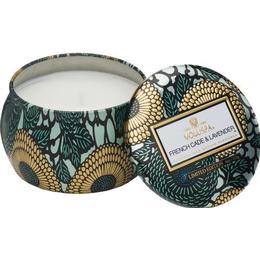Voluspa French Cade & Lavender Petit Tin Scented Candles